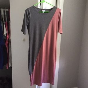 ***NWOT*** Medium Lularoe Julia Dress